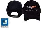 Brickel's Racing Premium Custom Corvette C6 Hat