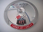 1966-1970 Corvette 427 Chrome Air Cleaner TOP Only** Offically licensed GM Part *SELECT HP
