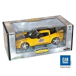 2005 Corvette Daytona 500 1/24 Diecast Pace Car, Garage Series by GreenLight