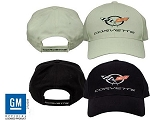 Brickel's Racing Premium Custom Corvette C5 Hat