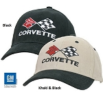 Rick's Custom  Premium Custom Corvette C3 Hat (Choose Color)