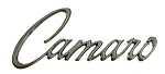68 & 69 Camaro Chrome Die Cast Fender Emblem ** GM Restoration Parts**