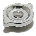 Chevy / GM Chrome Twist in Oil Filler Cap