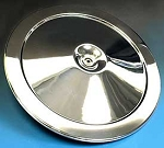 ALL GM OEM Reproduction Show Quality  Chrome Air Cleaner Top (14 Inch)