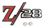 69 Z28 TAILPAN EMBLEM & HARDWARE *GM Restoration Part*